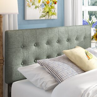 Corneau Upholstered Panel Headboard By August Grove