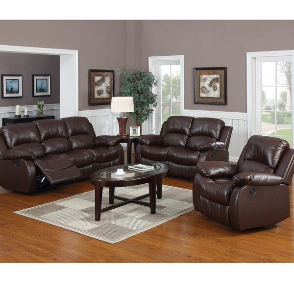 Valuable Today Bryce Double Reclining Sofa by Latitude Run by Latitude Run