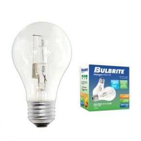 120-Volt Halogen Light Bulb (Set of 8) by Bulbrite Industries