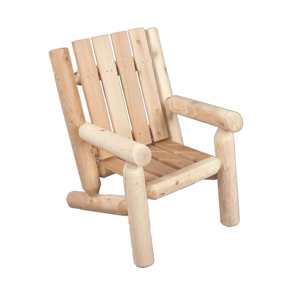 Adirondack Junior Adirondack Chair by Rustic Natural Cedar Furniture