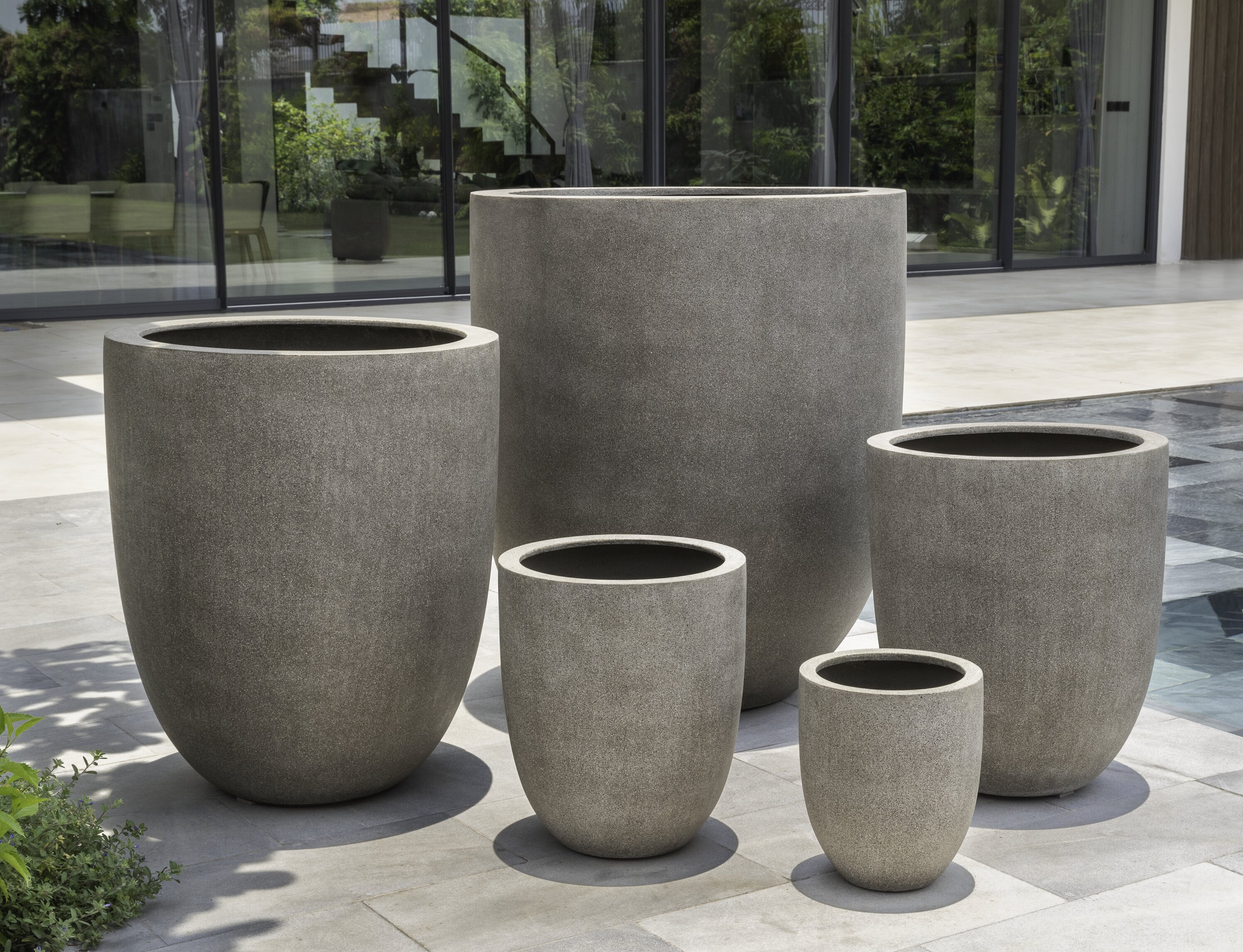 Large Outdoor Planters You Ll Love In