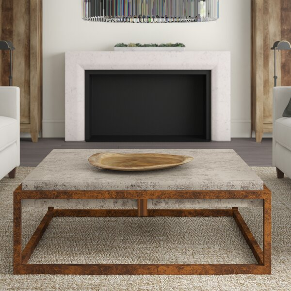 Tabetha Solid Coffee Table By Trent Austin Design