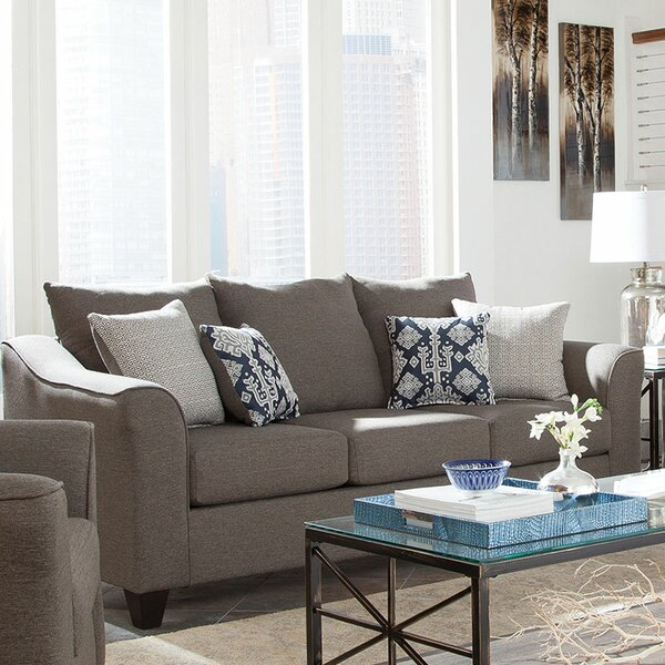 Menachem Transitional Sofa By Red Barrel Studio