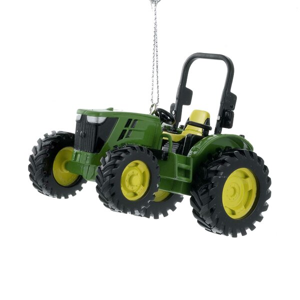 John Deere Utility Tractor Ornament by Kurt Adler