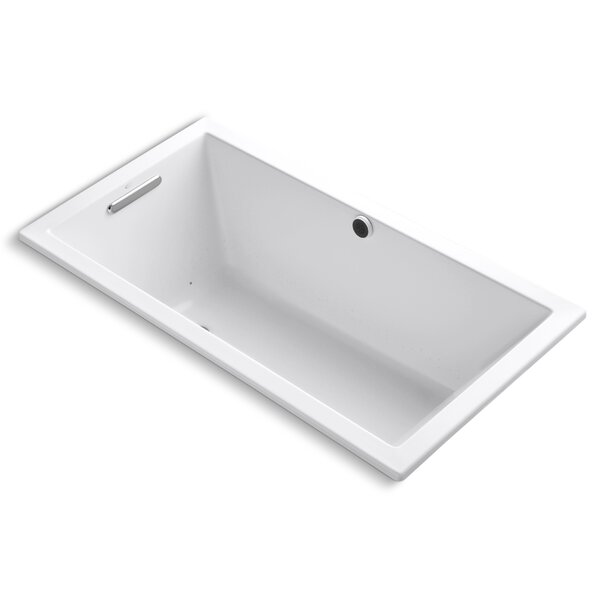 Underscore Bubblemassage 60 x 32 Soaking Bathtub by Kohler