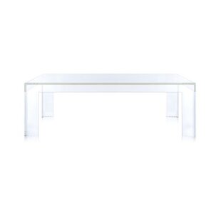 Kartell Ghost Plastic/Acrylic Side Table