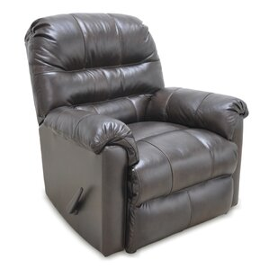 tennant leather rocker recliner - Leather Rocker Recliner