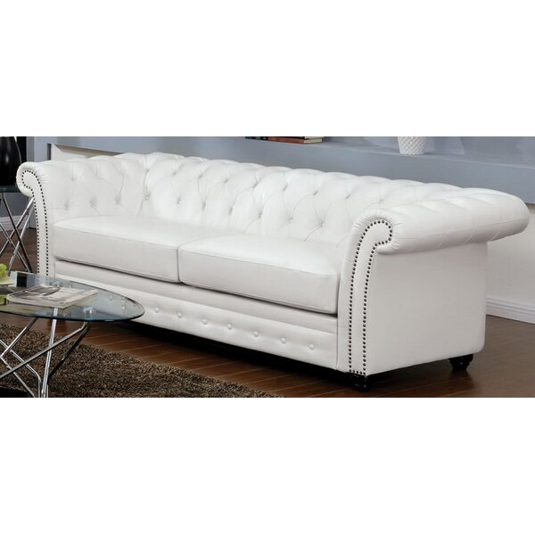Orr Chesterfield Sofa by Canora Grey