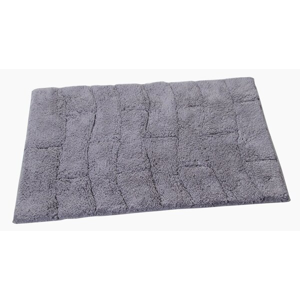 Castle Bath Rug by Textile Decor