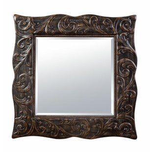 Fleur De Lis Living Cayeman Wall Accent Mirror