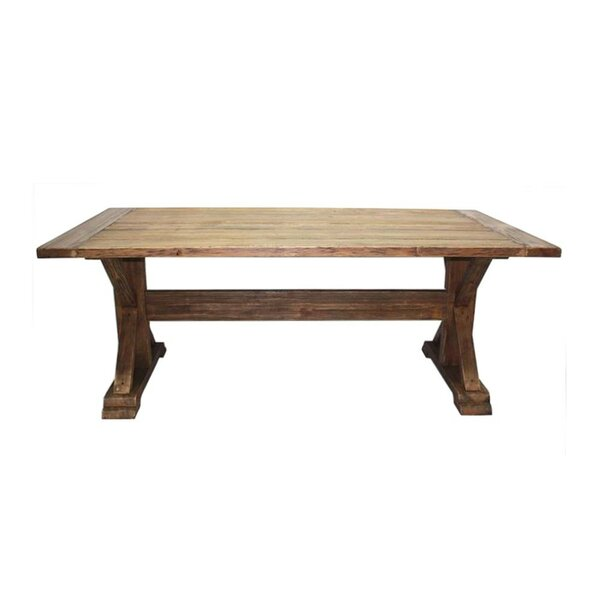 Krustapentus Conventional Wooden Coffee Table by One Allium Way