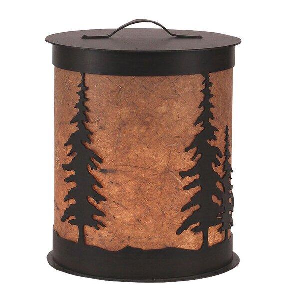 Goodman Feather Tree 1-Light Night Light by Loon Peak