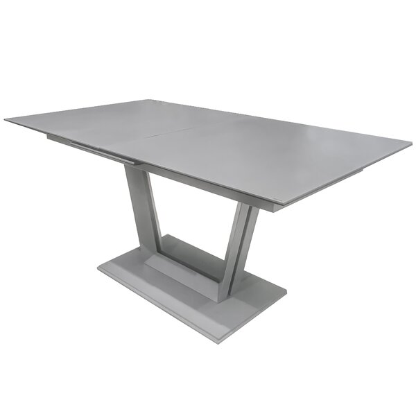 Crookston Extendable Dining Table by Orren Ellis