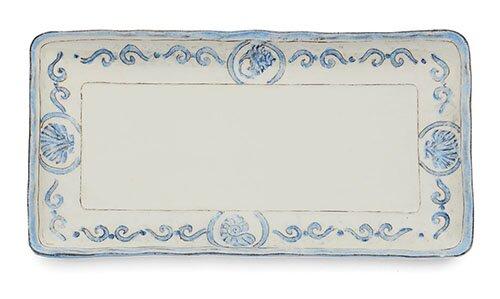 Venezia Rectangular Platter by Arte Italica