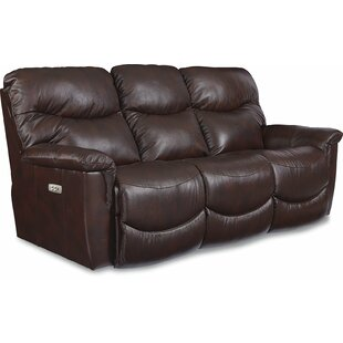 Thad Dual Power Reclining Sofa Wayfair