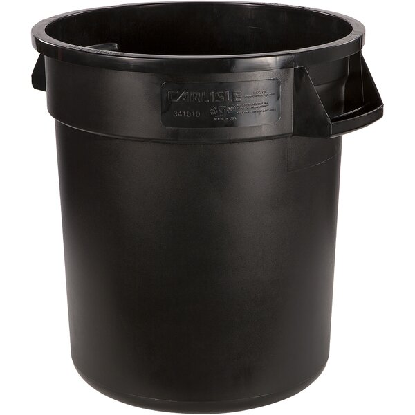 Bronco™ 10 Gallon Trash Can (Set of 6) by Carlisle Food Service Products