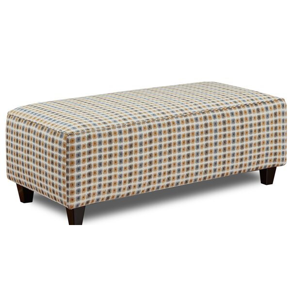 Hults Ottoman by August Grove
