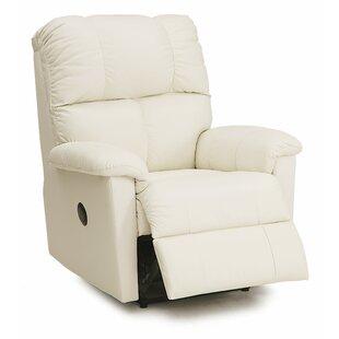 Gilmore Leather Power Rocker Recliner Palliser Furniture