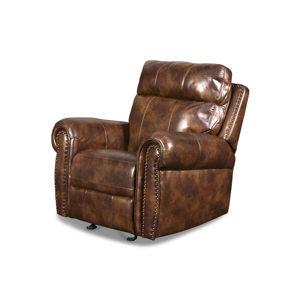 Bloomingdale Power Glider Recliner By Canora Grey