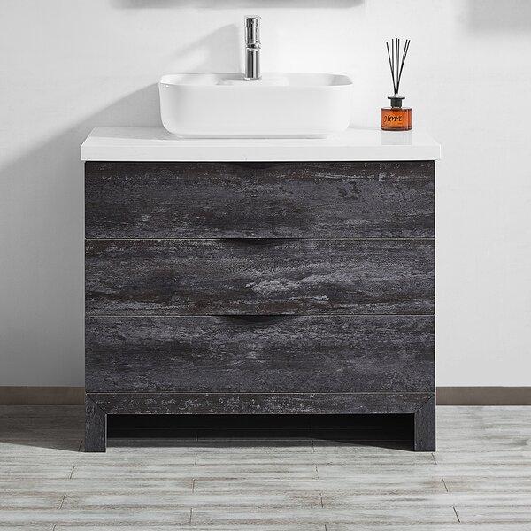 Kelsey 36 Single Bathroom Vanity Set by Union RusticKelsey 36 Single Bathroom Vanity Set by Union Rustic