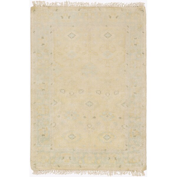 Kangley Ivory Area Rug by Alcott Hill