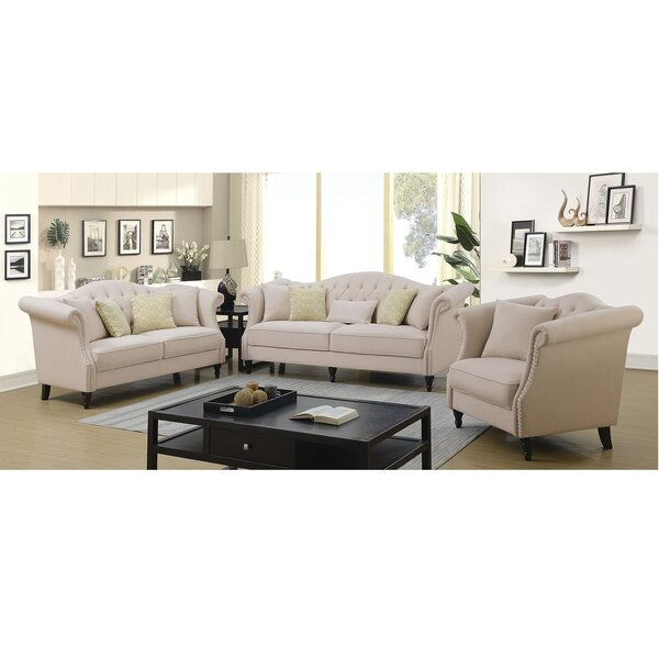 Calvary Configurable Living Room Set by One Allium Way
