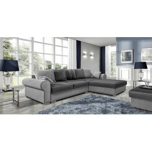 Bohrer Reversible Sleeper Sectional  sc 1 st  Wayfair : sleeper sectional with chaise - Sectionals, Sofas & Couches