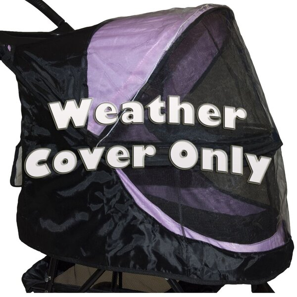 Weather Cover for No-Zip Happy Trails by Pet Gear