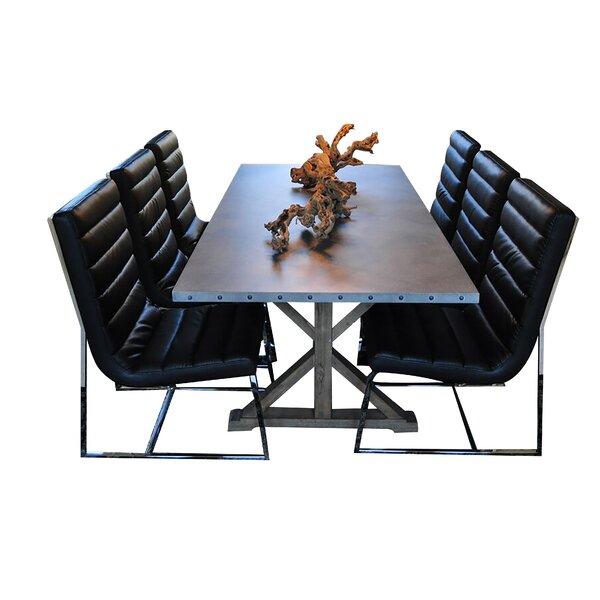Rhead 7 Piece Dining Set by Ebern Designs