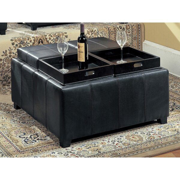 Cocktail Ottoman by Wildon Home ®