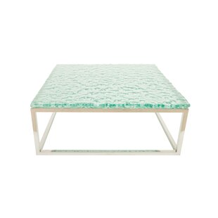 Bubble Glass Coffee Table