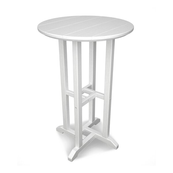 Traditional Garden Bar Table By POLYWOOD® by POLYWOOD® Comparison
