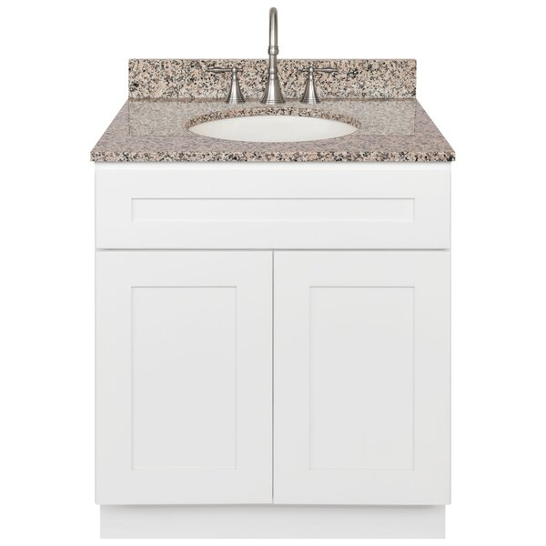 Stockard 30 Single Bathroom Vanity Set by Winston Porter