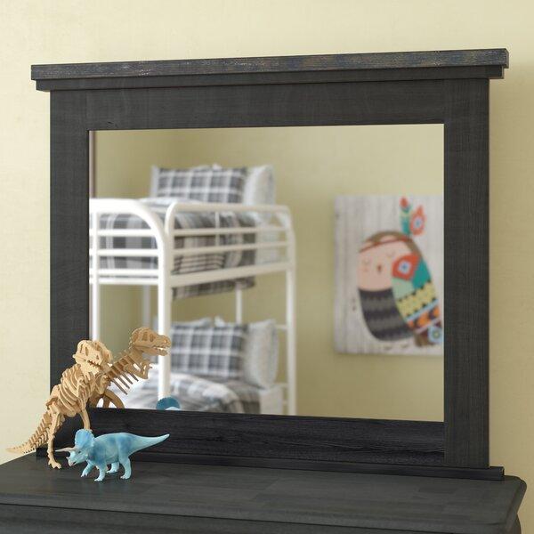 Krystina Rectangular Dresser Mirror by Harriet Bee