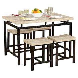 Merveilleux Bryson 5 Piece Dining Set