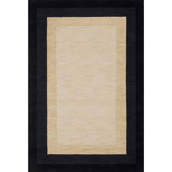 loloi rugs hamilton handtufted beigeblack area rug u0026 reviews wayfair