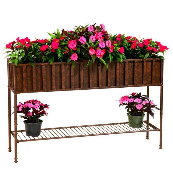 3 ft x 1 ft Metal Raised Garden by DEER PARK®