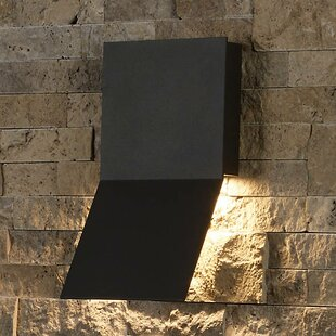 Best Gorsuch Outdoor Sconce By Ivy Bronx