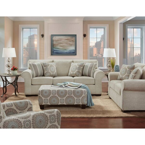 Nannie 2 Piece Living Room Set by Red Barrel Studio
