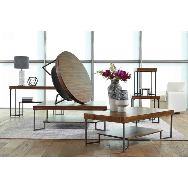 Bolivar 4 Piece Coffee Table Set by Foundry Select Foundry Select