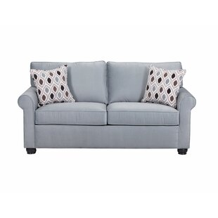 Simmons Upholstery Rausch Loveseat Sofa by Andover Mills
