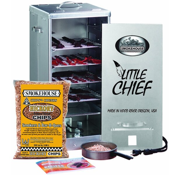 Little Chief Front Load Electric Smoker by Smokehouse