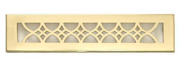 3.75 x 15.5 Strathmore Wall Register by Hamilton Sinkler