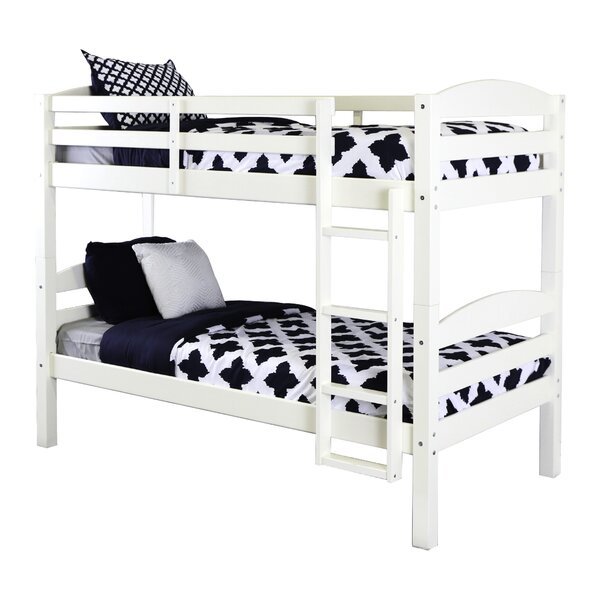 Abby Twin Over Twin Bunk Bed By Viv Rae.