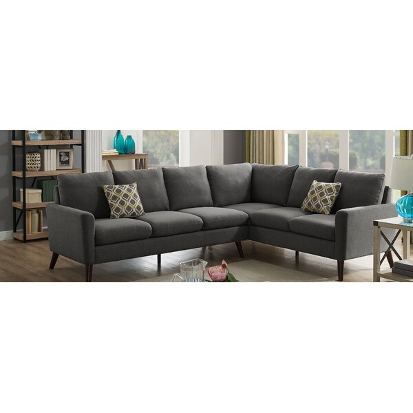 Bidwell Sectional by George Oliver