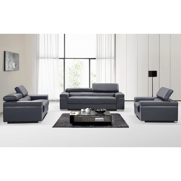 Orlando Configurable Living Room Set by Wade Logan