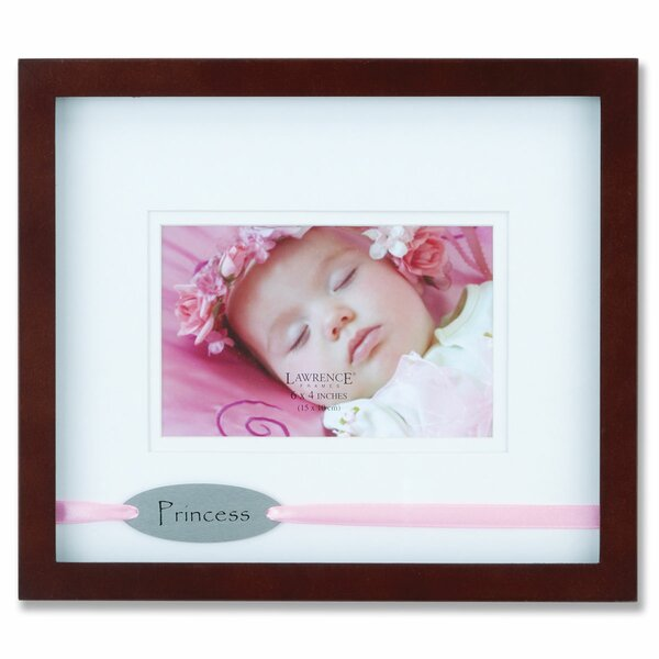 Pink Ribbon Shadow Box Picture Frame by Lawrence Frames