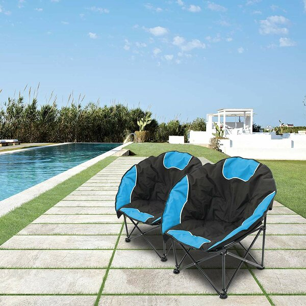 Leyt Folding Beach Chair (Set of 2) by Freeport Park Freeport Park