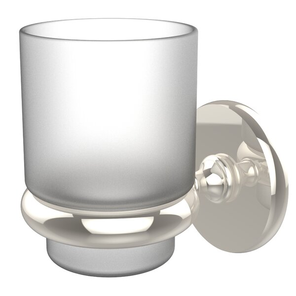 Universal Wall Mount Tumbler Holder by Allied Brass
