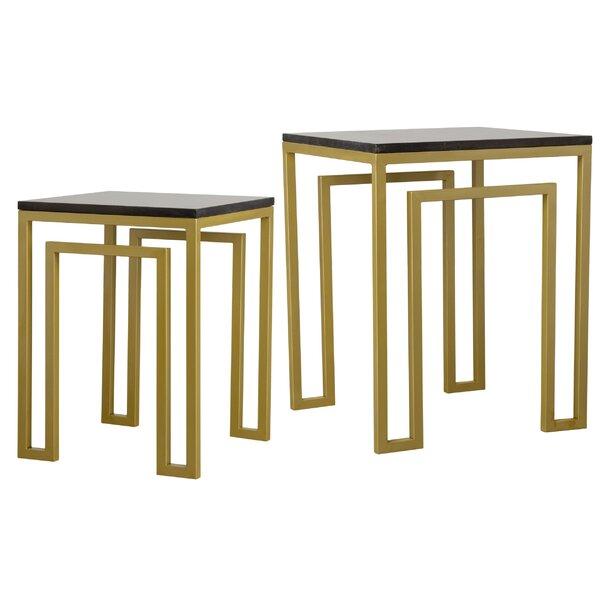 Gaeta End Table by Everly Quinn